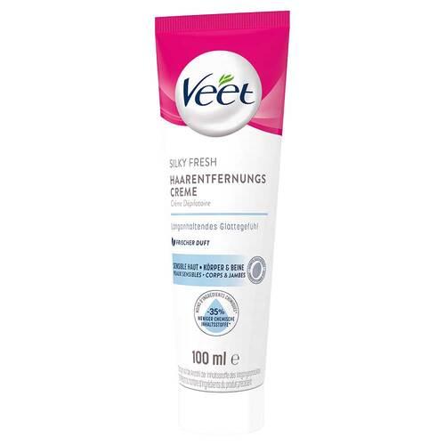 Veet Haarentfernungscreme sensitive - 2