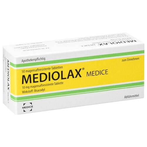 Mediolax Medice magensaftresistente Tabletten - 1