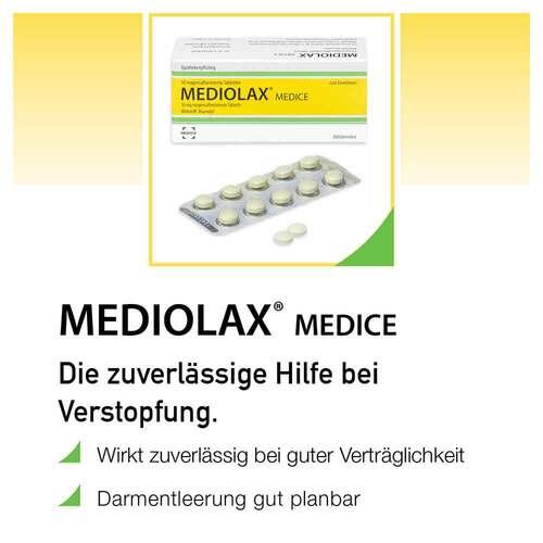 Mediolax Medice magensaftresistente Tabletten - 3