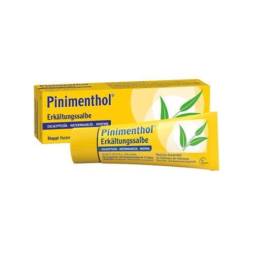 Pinimenthol Erkältungssalbe - 1