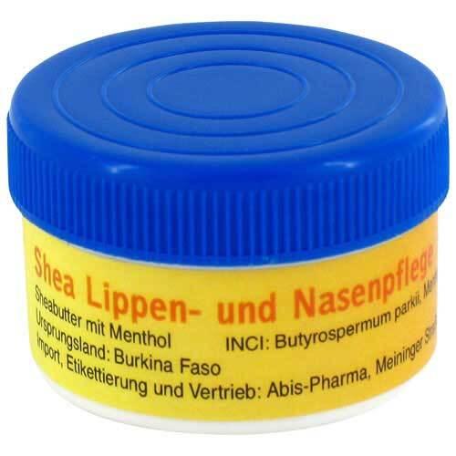 Sheabutter Lippenbalsam - 1