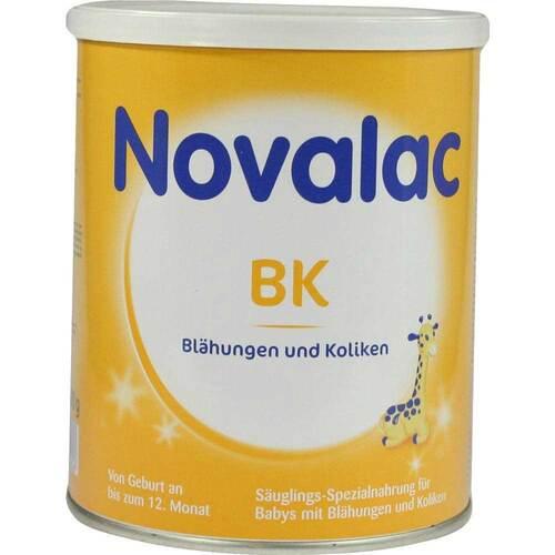 Novalac BK Spezialnahrung bei Blähungen und Koliken 0 - 12 M. - 1