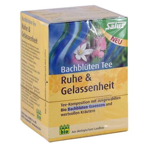 Bachblüten Tee Ruhe & Gelassenheit bio Salus - 1