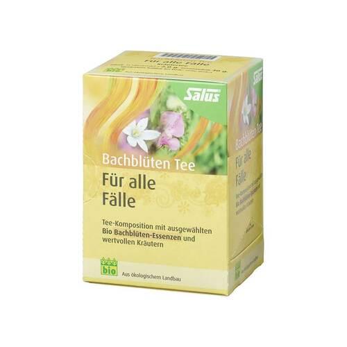 Bachblüten Tee Für alle Fälle bio Salus - 1