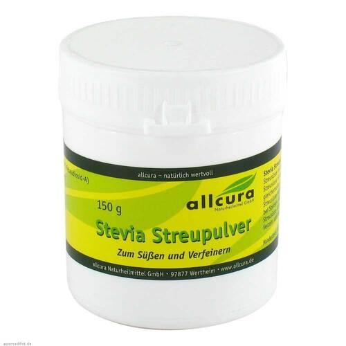 Stevia Streupulver - 1