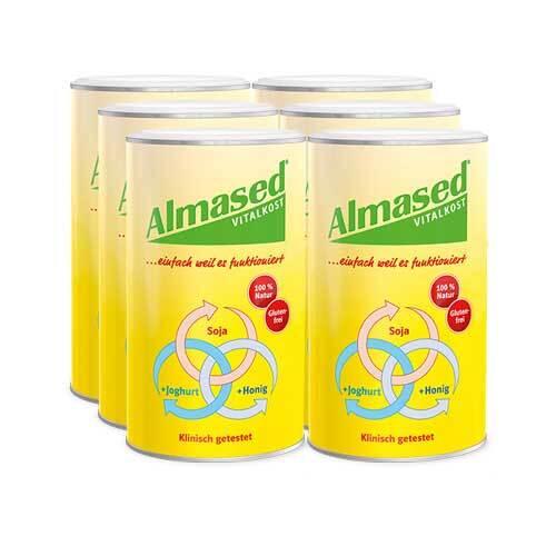 Almased Vital-Pflanzen-Eiweißkost - 1