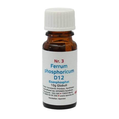 Biochemie 3 Ferrum phosphoricum D12 - 1