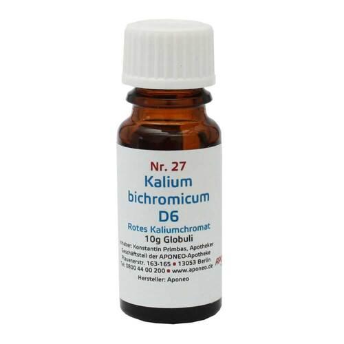 Biochemie 27 Kalium bichromicum D6 - 1