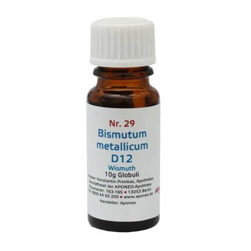 Biochemie 29 Bismutum metallicum D12 - 1