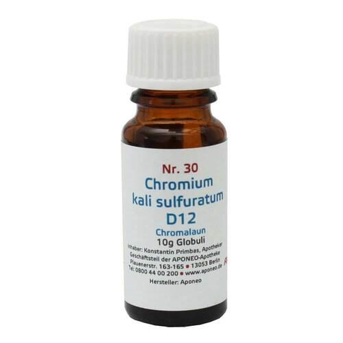 Biochemie 30 Chromium Kali Sulfuratum D12 - 1