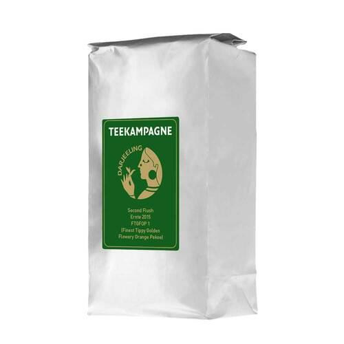 Teekampagne Darjeeling Second Flush FTGFOP1 Bio - 1