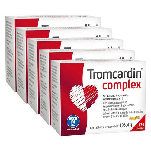 Tromcardin complex Tabletten, 5x120 St - 1