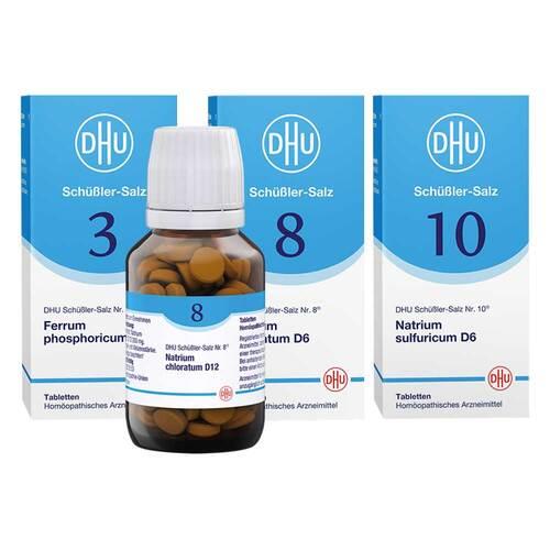 DHU Schüssler-Salze Sommer 1 x 1 Tabletten, 3x200St - 1