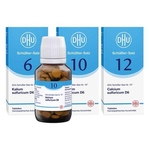 DHU Schüssler-Salze Balance-Kur Tabletten, 3x200 - 1