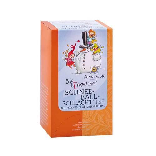 Bio-Bengelchen Schneeballschlacht Tee 20St - 1