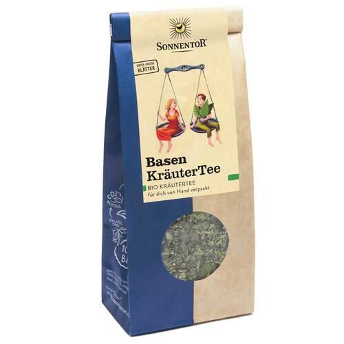 Basen-Kräutertee - 1