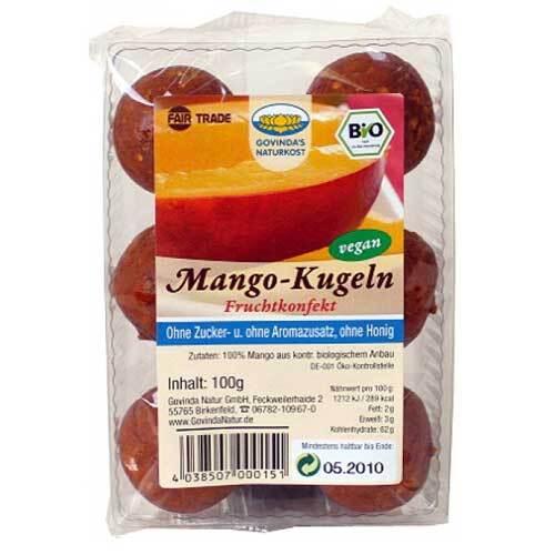 Mango Kugeln kbA - 1