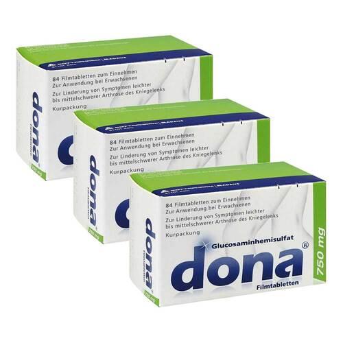 Dona 750 mg Filmtabletten  - 1