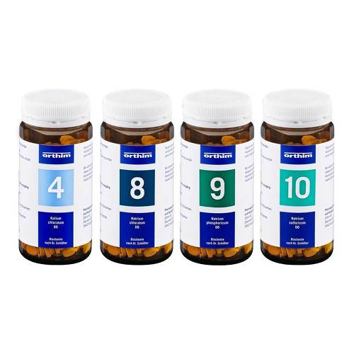 Orthim Schüssler Salz Stoffwechselkur - 1
