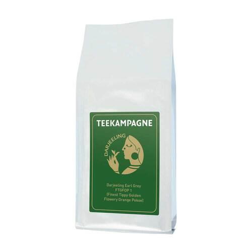 Teekampagne Darjeeling Earl Grey - 1