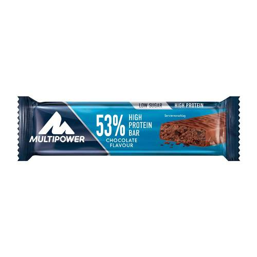 53% High Protein Bar Chocolate - 1
