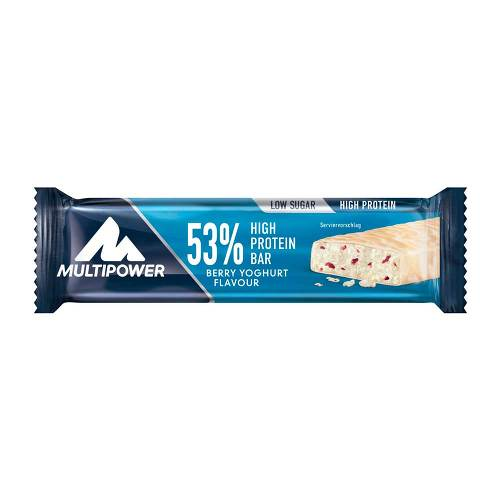 53% High Protein Bar Berry Yoghurt - 1