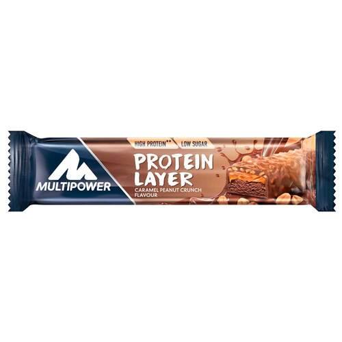 Protein Layer Caramel Peanut - 1