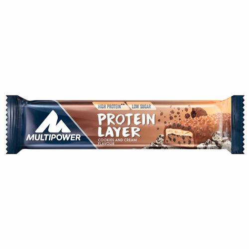 Protein Layer Cookies & Cream - 1