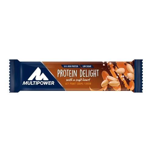 Protein Delight Salty Peanut Caramel Riegel - 1