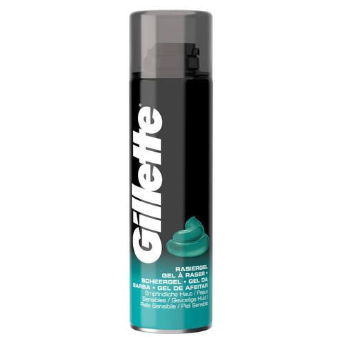 Gillette Rasiergel Empfindliche Haut - 1