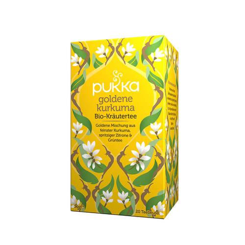 Pukka Goldene Kurkuma Tee - 1