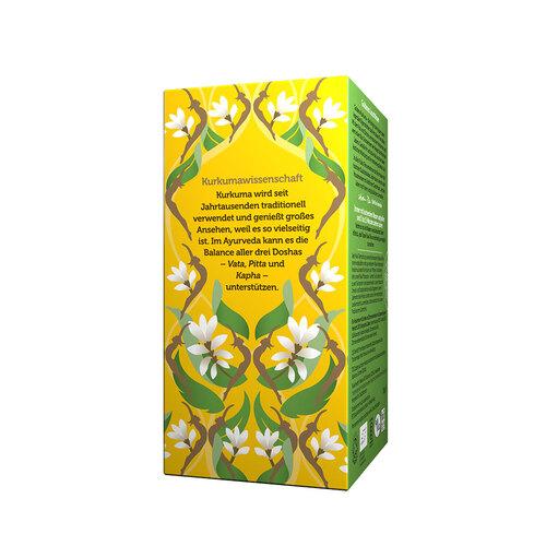 Pukka Goldene Kurkuma Tee - 4