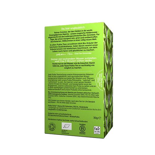 Pukka Matcha Green Tee - 4