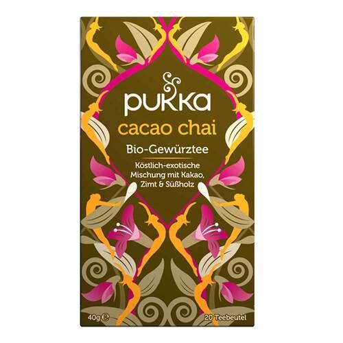 Pukka Cacao Chai Tee - 1