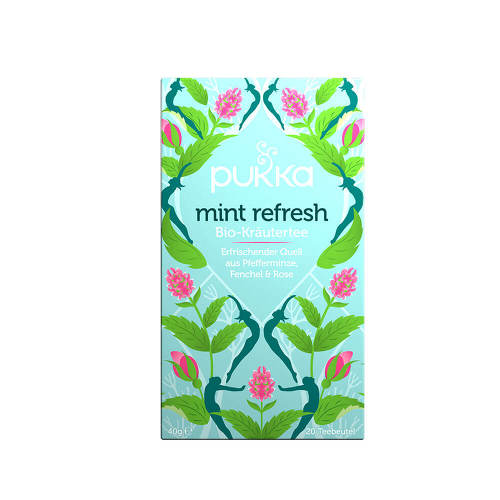 Pukka Mint Refresh Tee - 1
