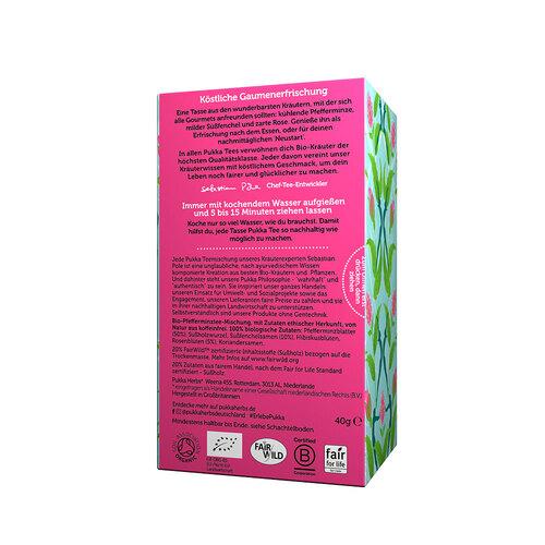 Pukka Mint Refresh Tee - 2