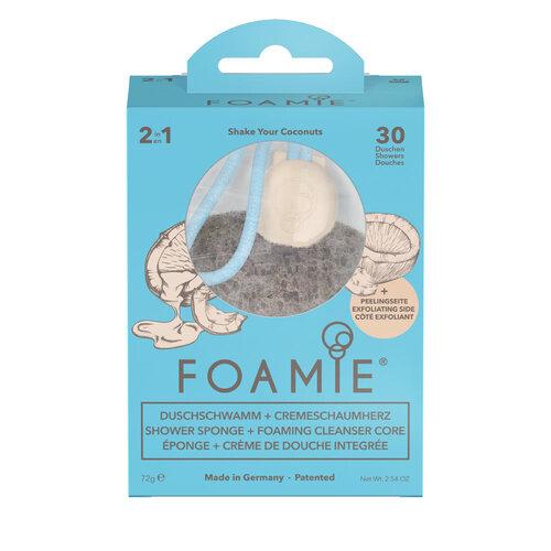 Foamie Sponge Coconut - 1