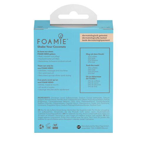 Foamie Sponge Coconut - 3