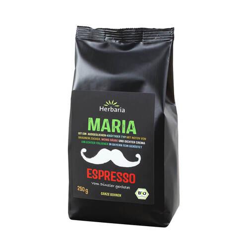 Maria Espresso ganze Bohne - 1