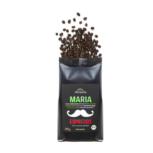 Maria Espresso ganze Bohne - 3