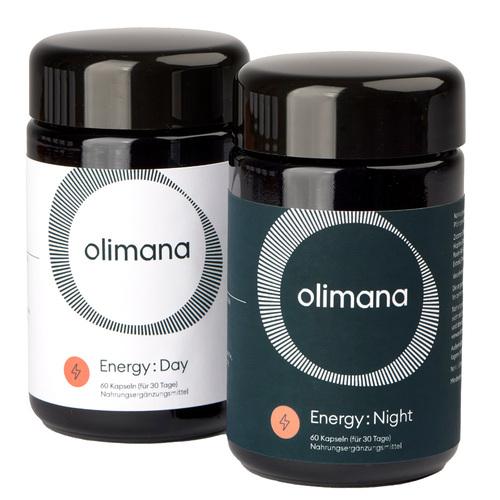 Olimana Energiekapseln Tag & Nacht - 1