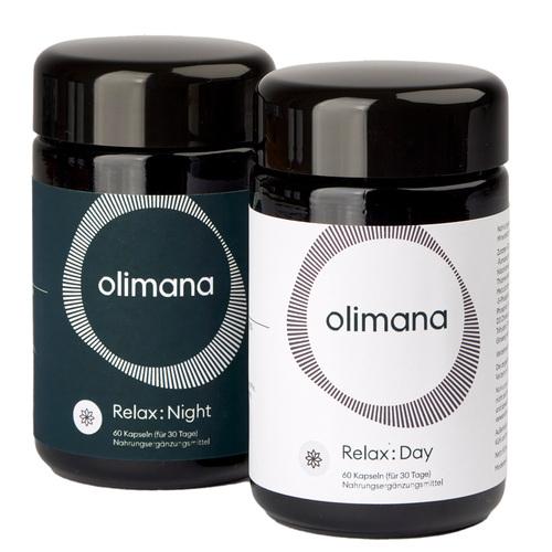 Olimana Relaxkapseln Tag & Nacht - 1