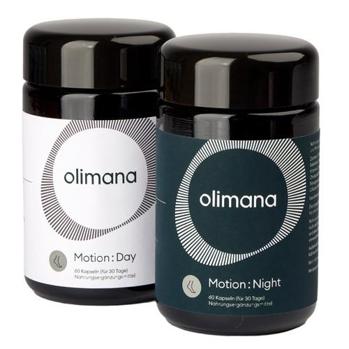 Olimana Motion-Kapseln Tag & Nacht - 1
