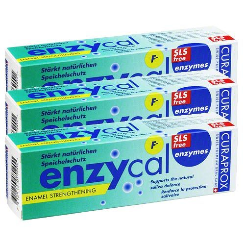 Enzycal Curaprox Zahnpasta - 1