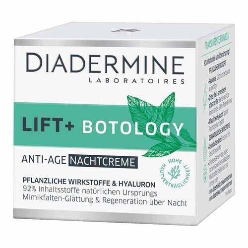 Diadermine Anti-Age Nachtcreme Lift + Botology - 1