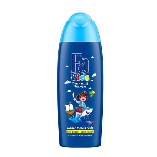 FA Kids Duschgel & Shampoo Pirat Wilder Meeresduft - 1