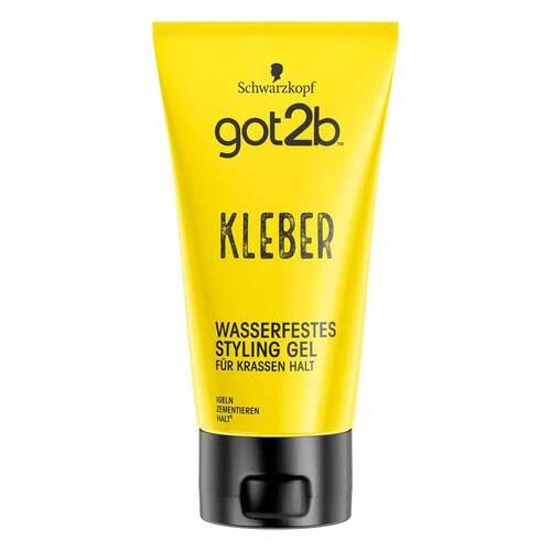 GOT2B Kleber wasserfestes Styling Gel - 1