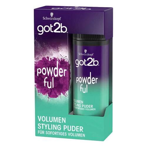 GOT2B Volumen Styling Puder - 1