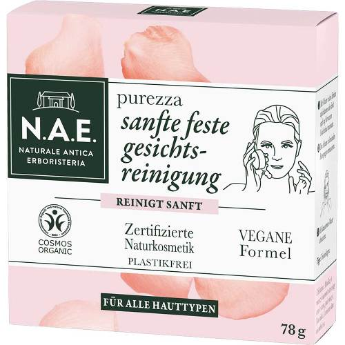 N.A.E. Fester Reinigungsbalsam - 1