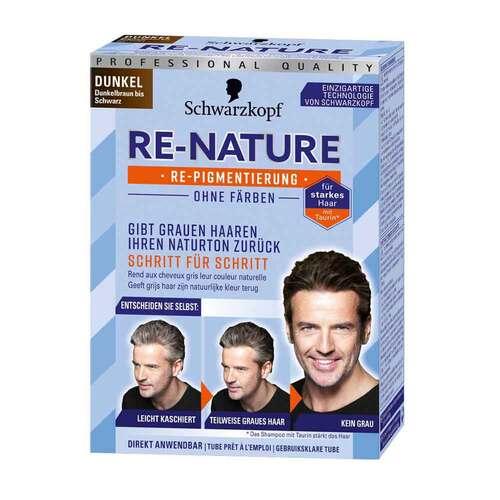 RE-Nature Re-Pigmentierung Männer, dunkel - 1